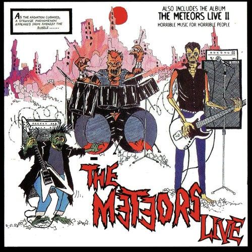 Live/Live, Vol. 2 de The Meteors