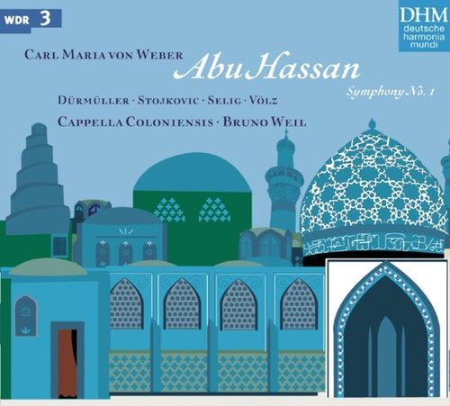 Weber: Abu Hassan; Symphony No. 1 von Bruno Weil