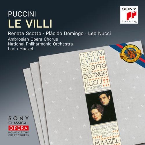 Puccini: Le Villi von Lorin Maazel