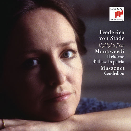Frederica von Stade Sings Highlights from Monteverdi and Massenet de Frederica Von Stade