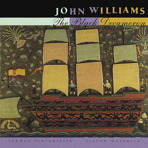 The Black Decameron by John Williams
