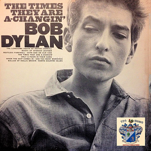 The Times They Are A-Changin' de Bob Dylan