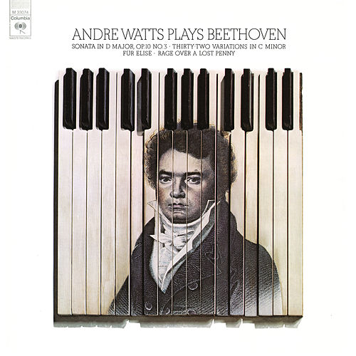 André Watts Plays Beethoven von André Watts