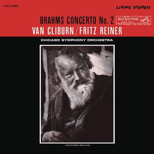 Brahms: Piano Concerto No. 2 in B-Flat Major, Op. 83 de Van Cliburn
