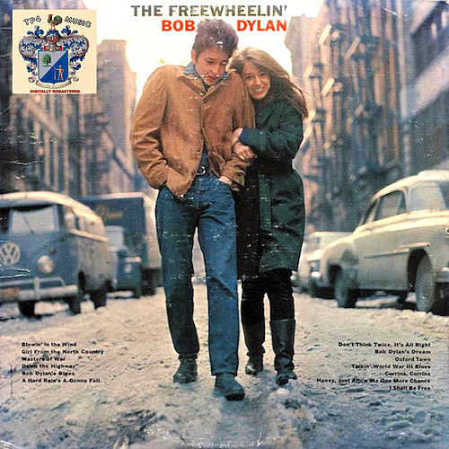 The Freewheelin' Bob Dylan de Bob Dylan