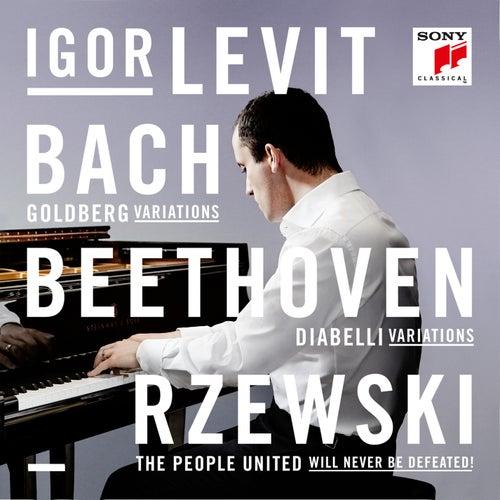 Bach, Beethoven, Rzewski by Igor Levit