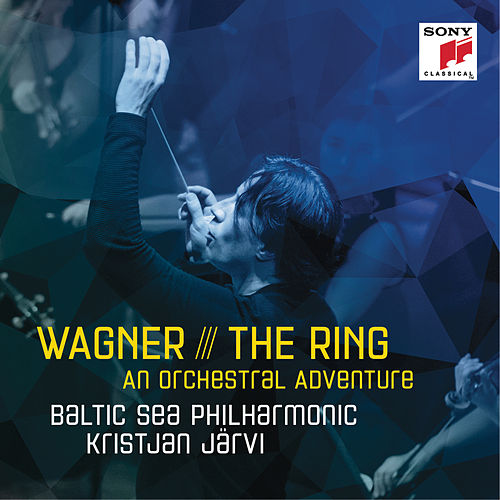 Wagner: The Ring - An Orchestral Adventure de Kristjan Järvi