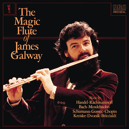 The Magic Flute of James Galway von James Galway