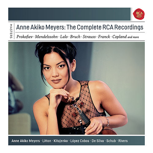 Anne Akiko Meyers - The Complete RCA Recordings von Anne Akiko Meyers