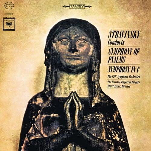 Stravinsky: Symphony of Psalms & Symphony in C Major by Igor Stravinsky
