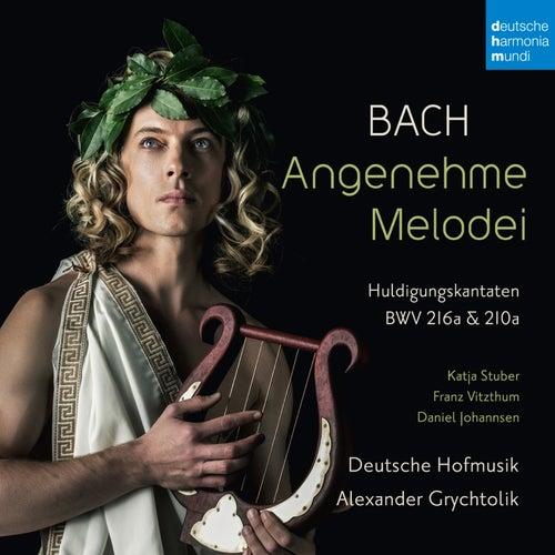 Bach: Angenehme Melodei (Huldigungskantaten, BWV 216a & 210a) de Alexander Grychtolik