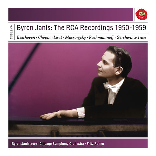 Byron Janis - The RCA Recordings 1950-1959 by Byron Janis