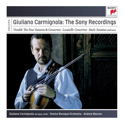 Giuliano Carmignola - The Complete Sony Recordings by Giuliano Carmignola