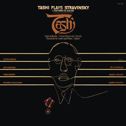 Tashi Plays Stravinsky de Tashi