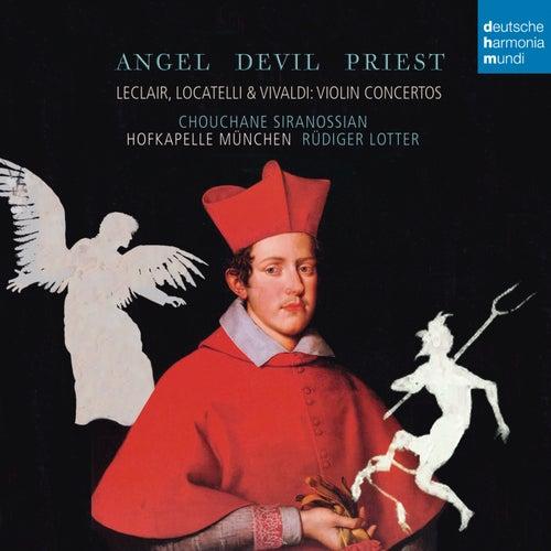 Angel, Devil, Priest - Leclair, Locatelli & Vivaldi Violin Concertos de Hofkapelle München