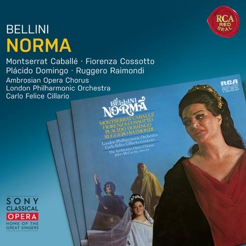 Bellini: Norma (Remastered) von Carlo Felice Cillario