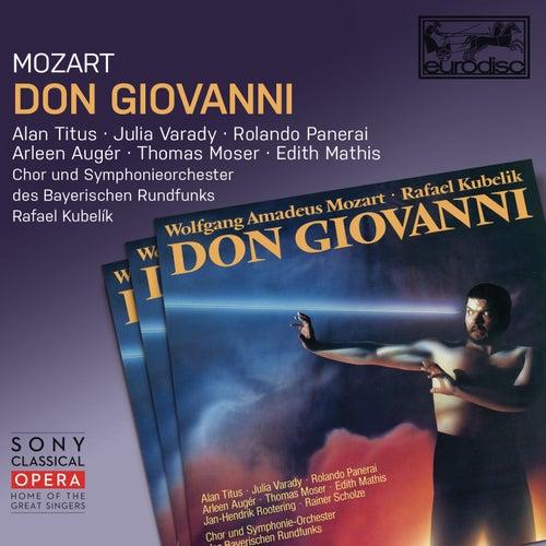 Mozart: Don Giovanni, K. 527 de Rafael Kubelik