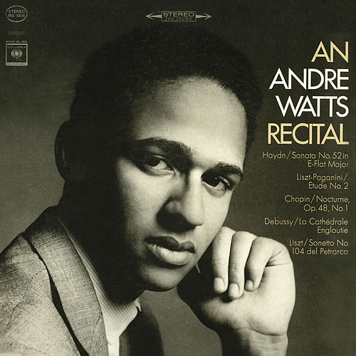 An André Watts Recital von André Watts