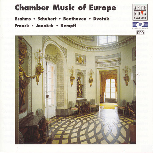 Chamber Music Of Europe (5-CD-Box) von Various Artists