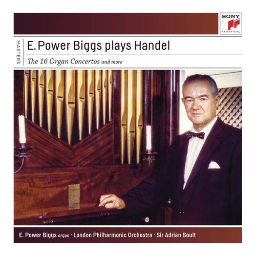 E. Power Biggs Plays Handel - The 16 Concertos and More de E. Power Biggs