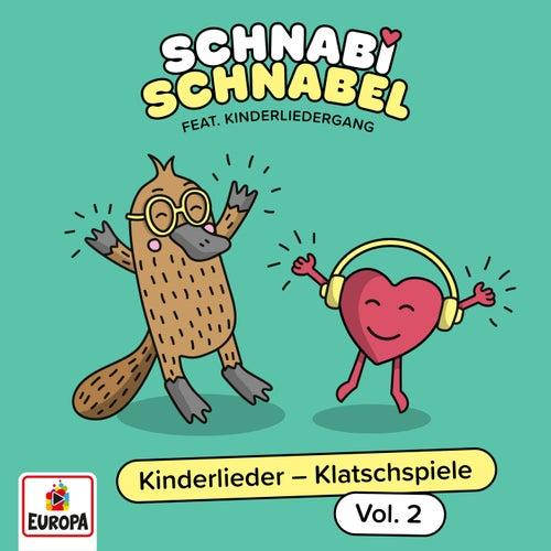 Die schönsten Klatsch-Spiele, Vol. 2 by Lena, Felix & die Kita-Kids