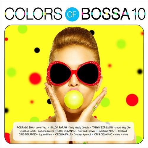 Colors of Bossa 10 de Various Artists