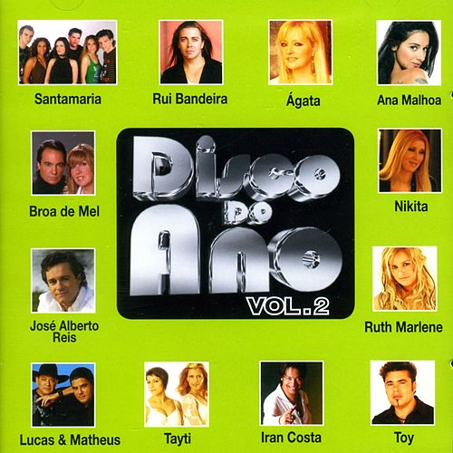 Disco do Ano Vol. 2 by Various Artists