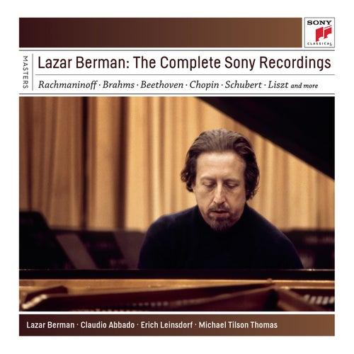 Lazar Berman - The Complete Sony Recordings von Lazar Berman