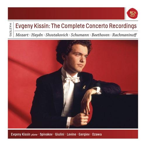 Evgeny Kissin - The Complete Concerto Recordings von Evgeny Kissin