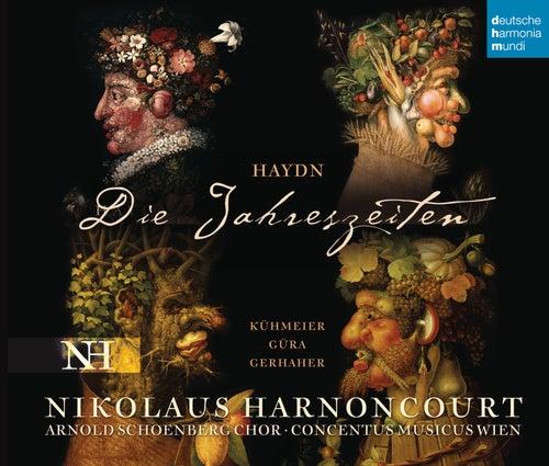 Haydn: Die Jahreszeiten (The Seasons) von Nikolaus Harnoncourt
