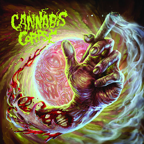 The 420th Crusade by Cannabis Corpse