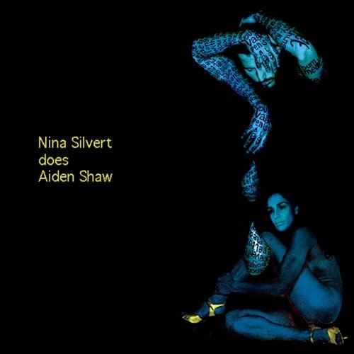 Nina Silvert Does Aiden Shaw by Nina Silvert