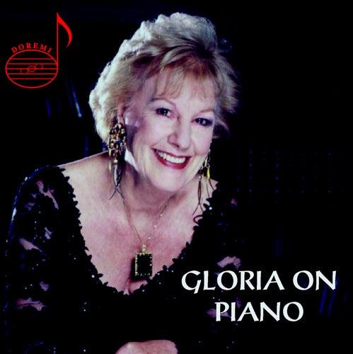 Gloria on Piano by Gloria Saarinen