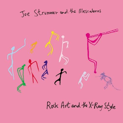 Rock Art & The X-Ray Style von Joe Strummer
