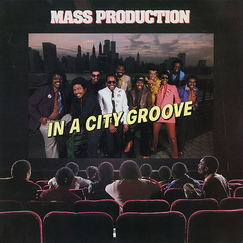In A City Groove by Mass Production