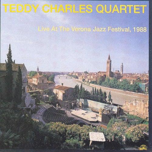 1988 Live At Verona Jazz Festival by Teddy Charles