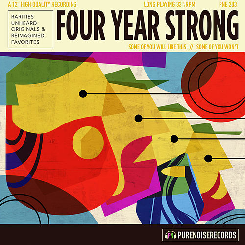 Some of You Will Like This, Some of You Won't de Four Year Strong