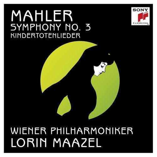 Mahler: Symphony No. 3 in D Minor & Kindertotenlieder von Lorin Maazel