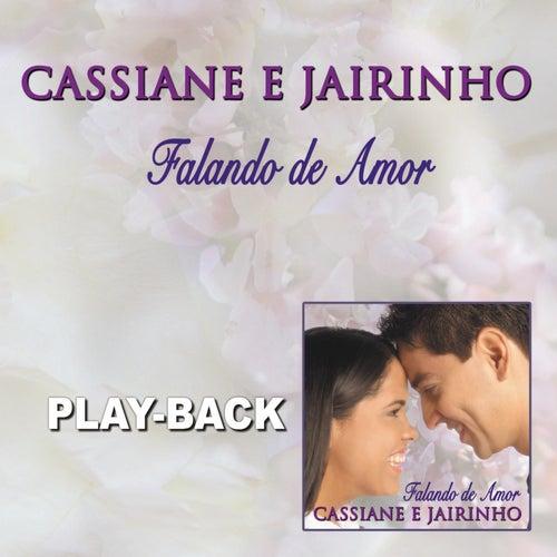 Falando de Amor (Playback) by Cassiane