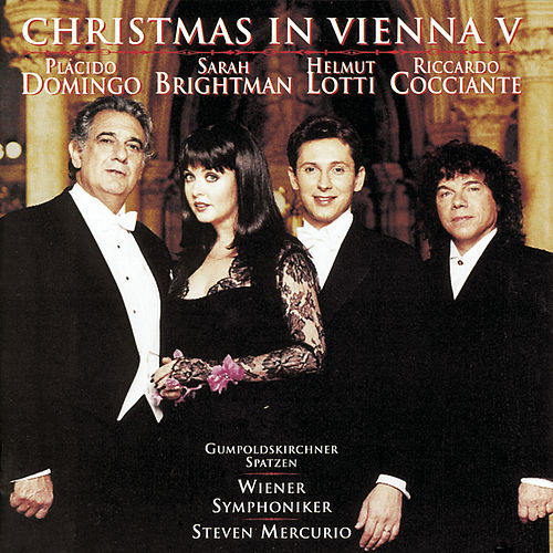 Christmas in Vienna V by Plácido Domingo