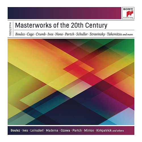 Masterworks of the 20th Century de Various Artists