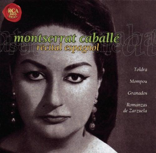 Recital Espagñol by Montserrat Caballé