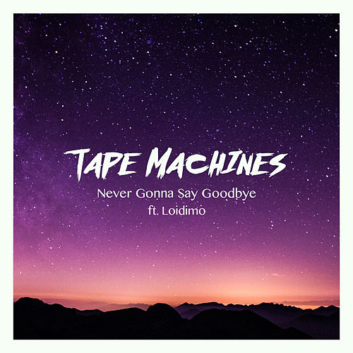 Never Gonna Say Goodbye de Tape Machines