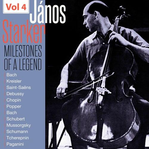Milestones of a Legend - Janos Starker, Vol. 4 fra Janos Starker