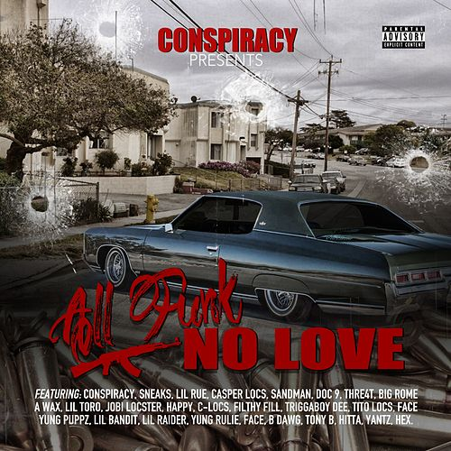 All Funk No Love by Conspiracy