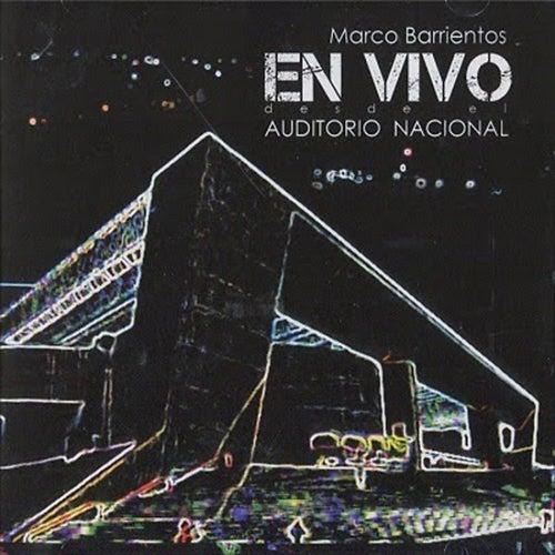 Desde el Auditorio Nacional (En Vivo) de Marco Barrientos