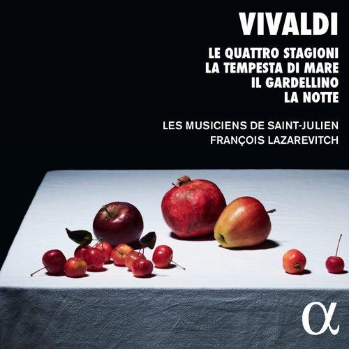 Vivaldi: Le quattro stagioni, La tempesta di mare, Il gardellino & La notte by François Lazarevitch