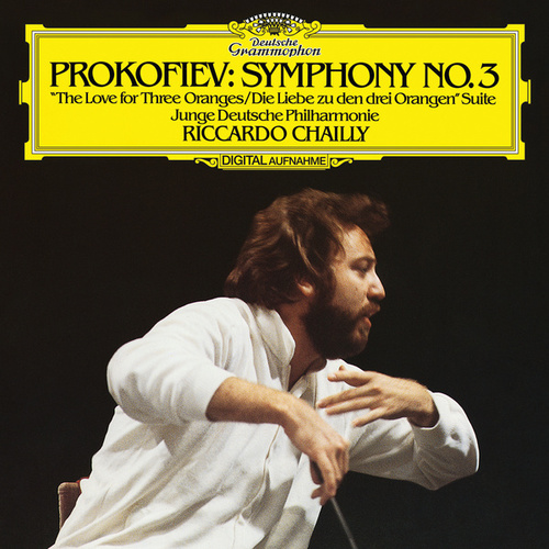 Prokofiev: Symphony No.3, Op.44 / The Love For Three Oranges, Symphonic Suite, Op.33 Bis di Riccardo Chailly