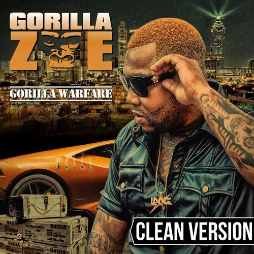 Gorilla Warfare by Gorilla Zoe