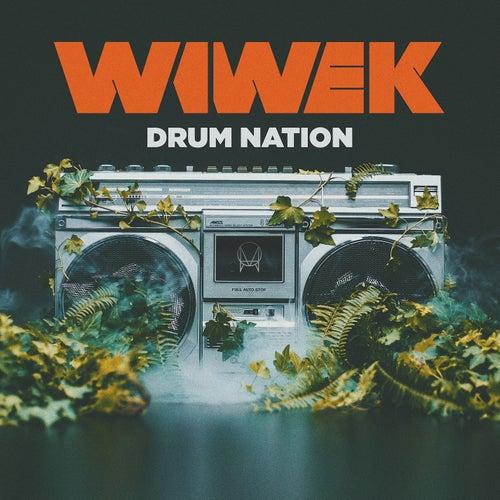Drum Nation EP de Wiwek